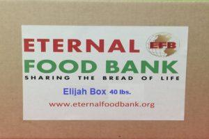 Elijah Family Staple Box (40lbs.)