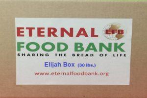 Elijah Family Staple Box (30 Lbs.)