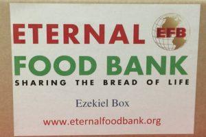 Ezekiel special Diet Food Box (20 lbs.)