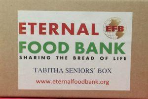 Tabitha Senior Food Box (20 Lbs.)