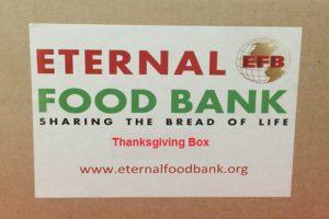 Thanksgiving Food Box (20 lbs.)