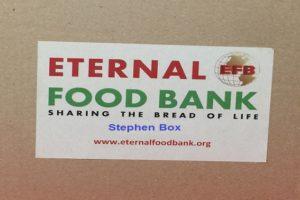 Stephen Outreach Food Box (7.5 lbs.)