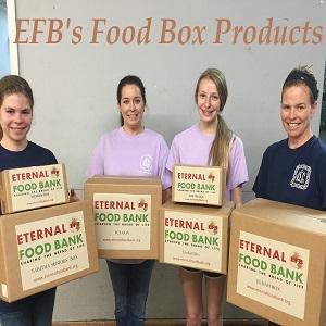 EFB Food Box Products