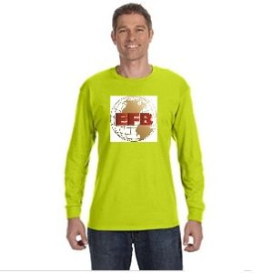 Adult 5.3 oz. Long-Sleeve T-Shirt